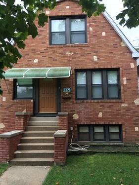 3321 W Warner, Chicago, IL 60618