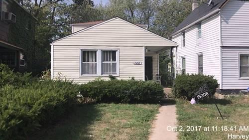 15208 Lexington, Harvey, IL 60426