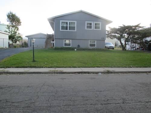 607 Topeka, Carpentersville, IL 60110