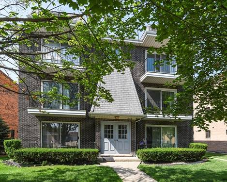 6119 Marshall Unit 2W, Chicago Ridge, IL 60415