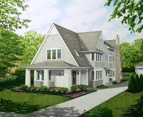 772 Grove, Glencoe, IL 60022