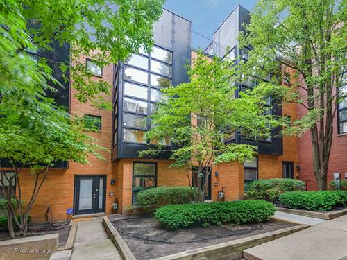 2012 W Willow Unit C, Chicago, IL 60647 Bucktown