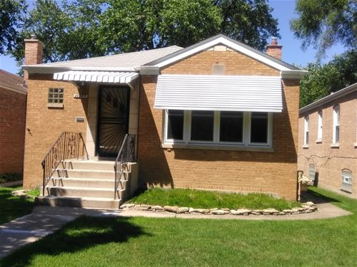 11204 S Washtenaw, Chicago, IL 60655