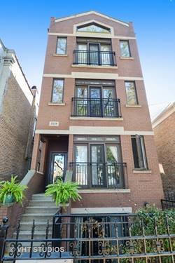 2039 W Rice Unit 2, Chicago, IL 60622