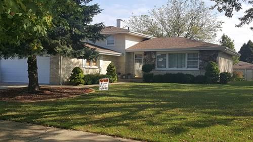 15513 Ridgeland, Oak Forest, IL 60452