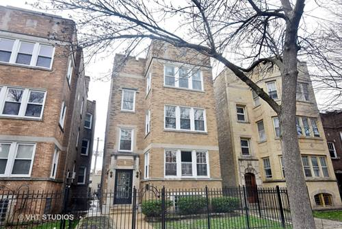 6428 N Claremont Unit 2, Chicago, IL 60645