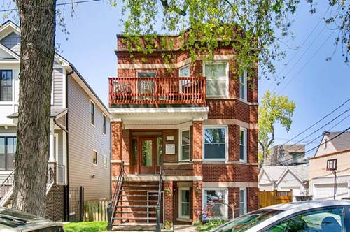 2216 W Fletcher Unit 1, Chicago, IL 60618