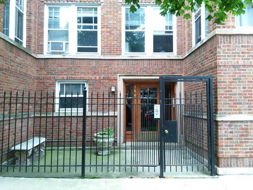 7662 N Sheridan Unit 3F, Chicago, IL 60626