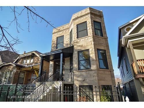 3454 N Claremont, Chicago, IL 60618 Roscoe Village