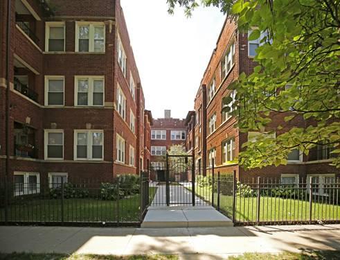 4722 N Bernard Unit 3W, Chicago, IL 60625