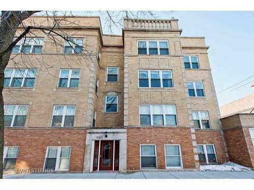 2610 N Talman Unit 2, Chicago, IL 60647