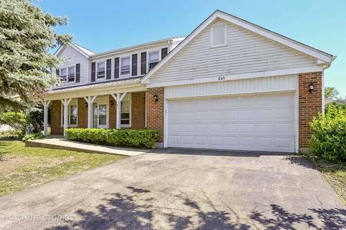 645 Auburn, Crystal Lake, IL 60014