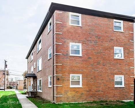 14035 S Stewart Unit 3W, Riverdale, IL 60827