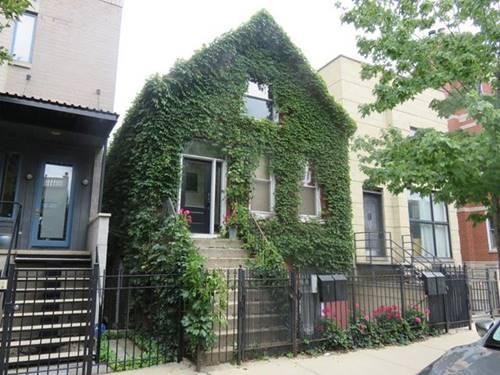 1623 N Hermitage Unit BR, Chicago, IL 60622 Bucktown