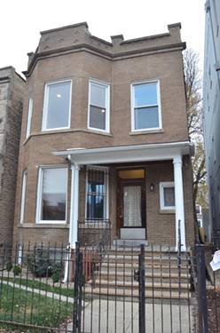 838 N Campbell Unit 1, Chicago, IL 60622