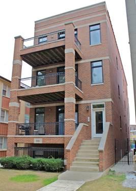 5539 W Edmunds Unit 3, Chicago, IL 60630