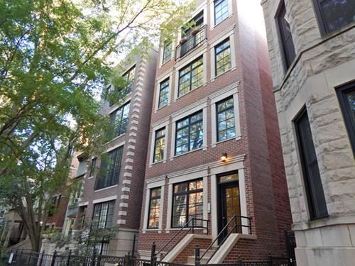 831 W Buckingham Unit 3, Chicago, IL 60657 Lakeview