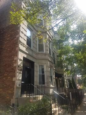 1121 N Winchester Unit GARDEN, Chicago, IL 60622 Noble Square