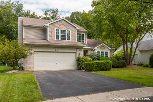 614 Pearces Ford, Oswego, IL 60543