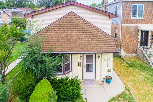 6544 W Montrose, Harwood Heights, IL 60706