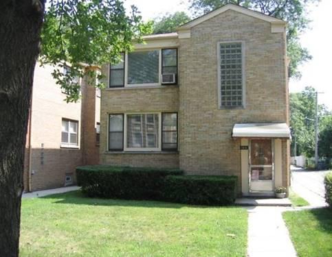 1816 Monroe Unit 1, Evanston, IL 60202