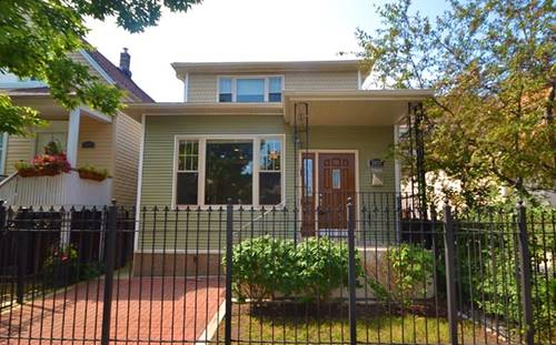3828 N Albany, Chicago, IL 60618