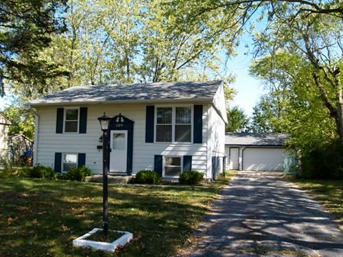 109 S Spruce, Glenwood, IL 60425