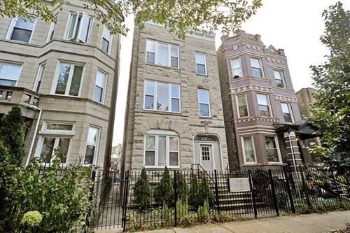 2717 W Evergreen Unit 1S, Chicago, IL 60622