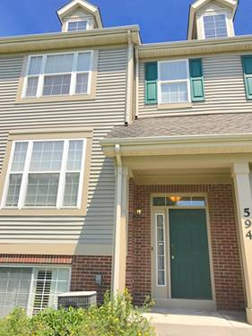 594 N Hidden Prairie Unit C, Palatine, IL 60067
