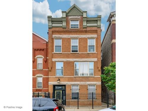 1305 N Greenview Unit 3R, Chicago, IL 60642