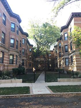 3414 N Elaine Unit 1W, Chicago, IL 60657 Lakeview