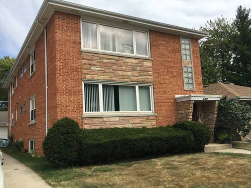 1405 N Northwest Unit 2, Park Ridge, IL 60068