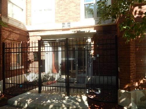 4731 S Ingleside Unit A1, Chicago, IL 60615