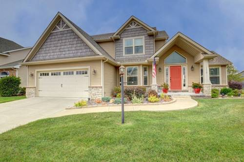 1110 E White Oak, Mahomet, IL 61853