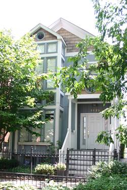 1425 W Lill, Chicago, IL 60614 West Lincoln Park