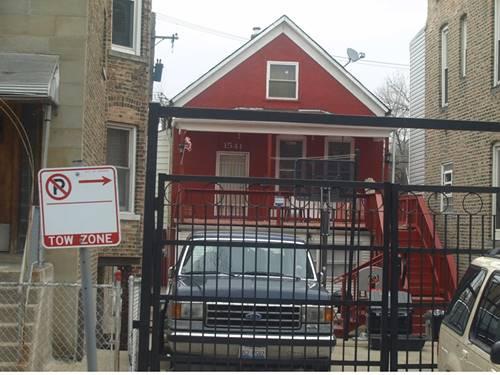 1541 N Monticello, Chicago, IL 60651
