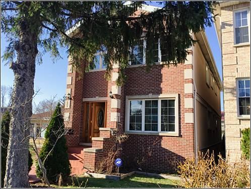 6904 W Gunnison, Harwood Heights, IL 60706