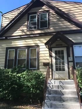 3448 N Natchez, Chicago, IL 60634