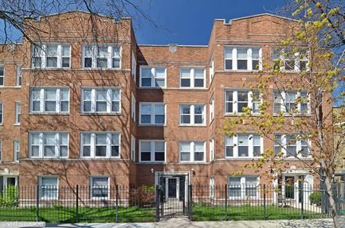 4904 N Springfield Unit 3, Chicago, IL 60625