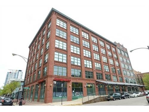 1017 W Washington Unit 6F, Chicago, IL 60607 West Loop