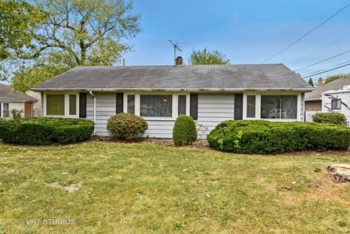9972 Harnew, Oak Lawn, IL 60453