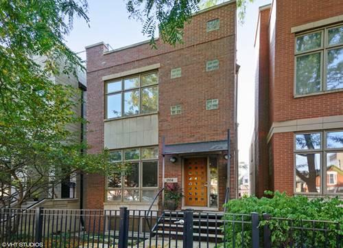 1934 N Wolcott, Chicago, IL 60622 Bucktown