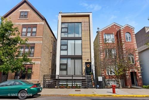 1530 W Chestnut Unit 3, Chicago, IL 60642 Noble Square