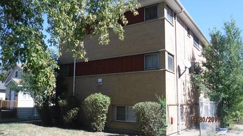 14511 Des Plaines Unit GW, Harvey, IL 60426
