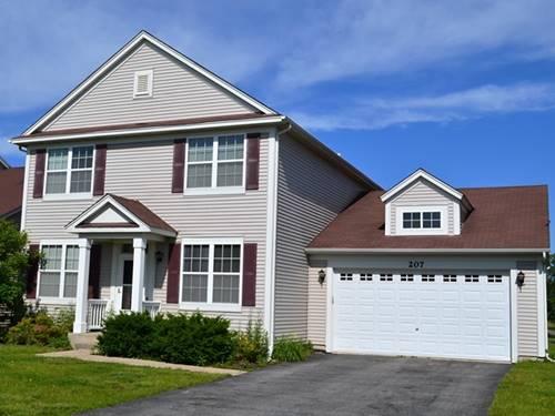 207 Bluegrass, Oswego, IL 60543