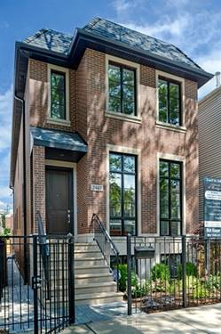 2447 N Greenview, Chicago, IL 60614 West Lincoln Park