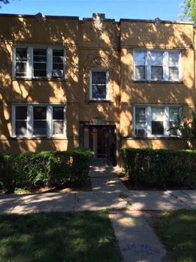 3702 W Cornelia Unit 1, Chicago, IL 60618