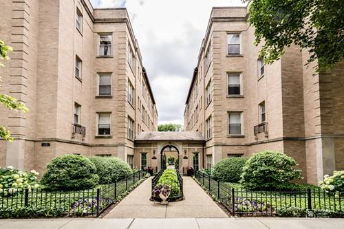 1737 W Balmoral Unit 2C, Chicago, IL 60640 Andersonville