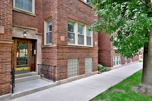 4418 N Rockwell Unit 1, Chicago, IL 60625