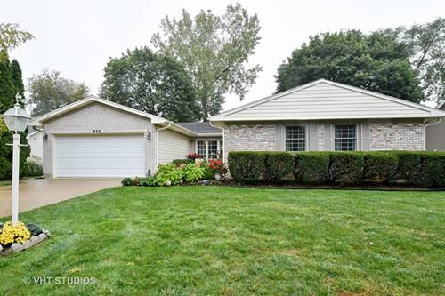 920 Dunham, Buffalo Grove, IL 60089